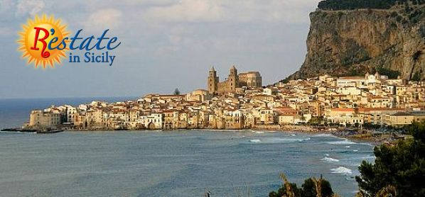Among the tallest houses in the renowned  town of Cefalù, only 50 miles from Palermo. Located in the historical center in  the fascinating Saracens' Climb, between the historic temple of Diana and the  road to the Dome. 60 square meters ...